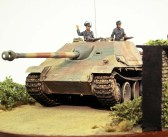 An Early Jagdpanther from Mark Ford