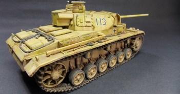Paul Badman's Panzerkampfwagen III Ausf.L