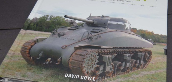 Reviews: Sherman Tank, Vol.1 by David Doyle