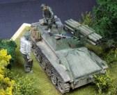 Paul Badman's Borgward IV Panzerjäger