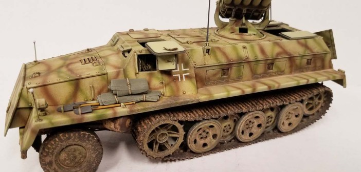 Mark Ford's Panzerwerfer – updated