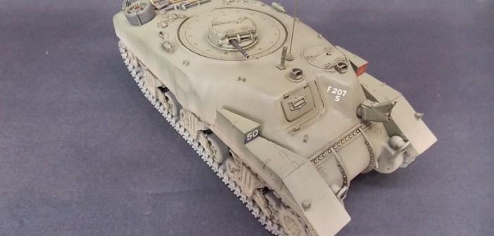 Paul Badman's Canadian Badger Flame Tank
