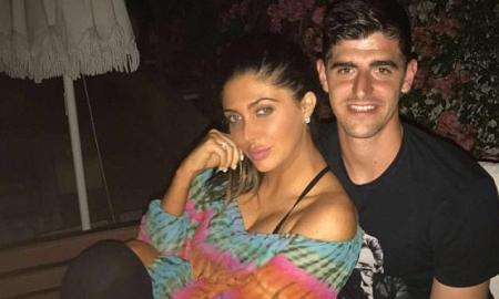 - 1529953518 B9712622002Z - Le Diable rouge Thibaut Courtois a retrouvé l'amour à Los Angeles (photo) -  actu diables rouges