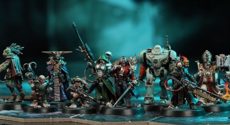 Image result for Warhammer Quest: Blackstone Fortress
