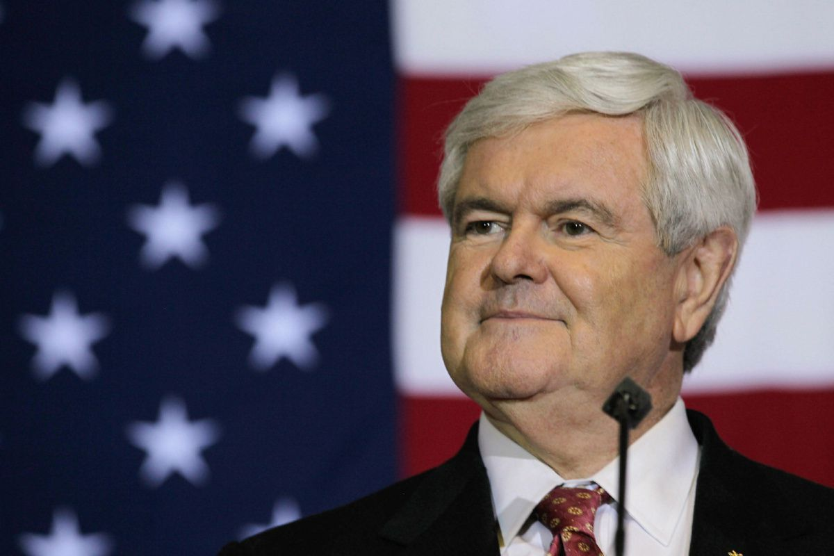 "Newt Gingrich: Pipeline Attack an ""Act of War,"" Tells Biden to ""Order Killing"" of Future Attackers"