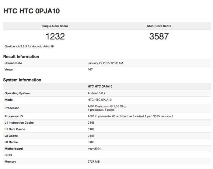 HTC-One-M9-Benchmarks