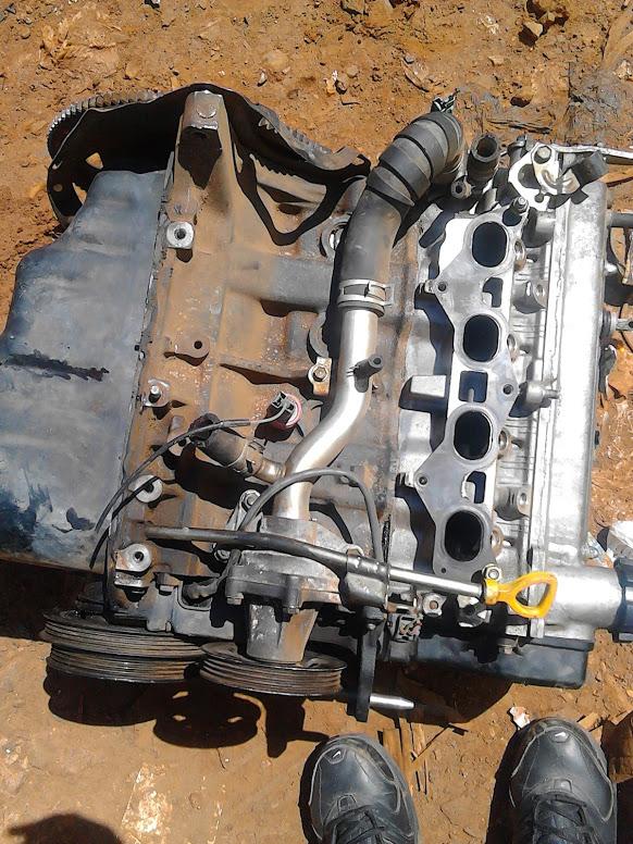 Toyota corolla Engine 1 5 L 5E-FE