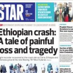 DOWNLOAD The Star Newspaper 12 march 2019