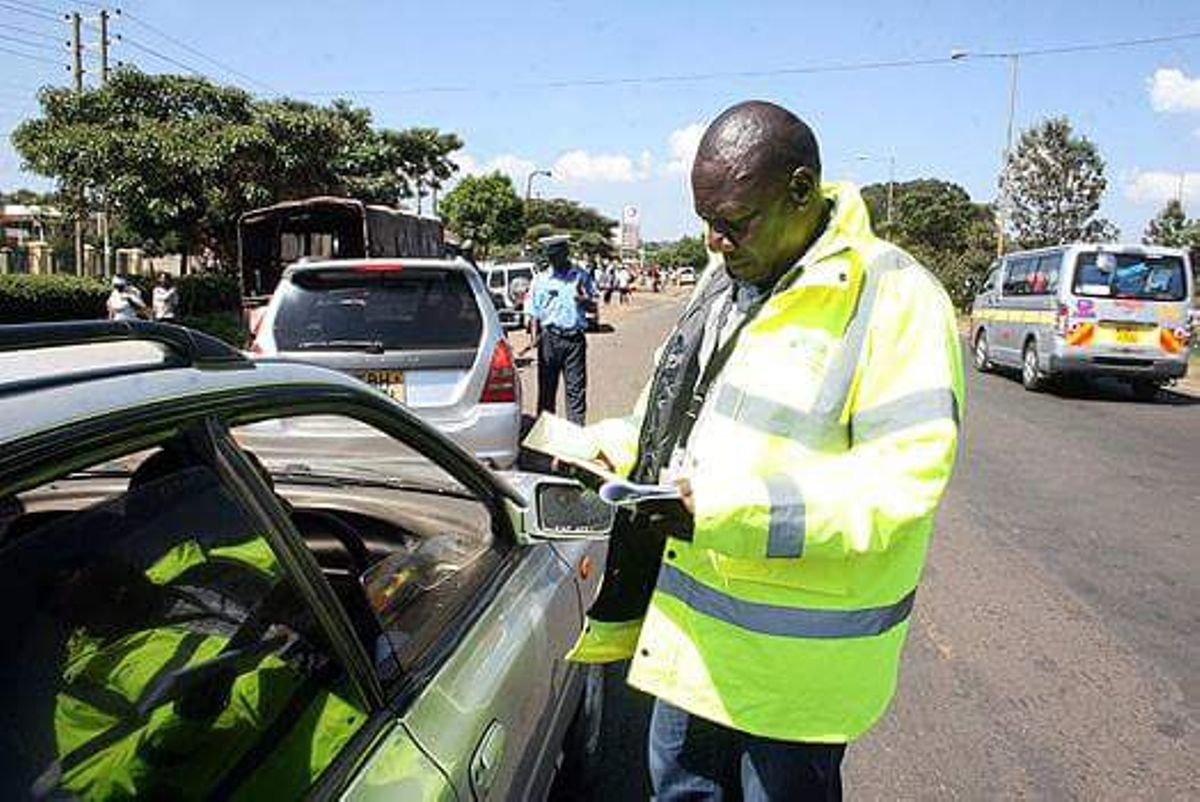 Driving without a license magaripoa