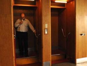 Unique Elevator: The Paternoster Lift | Magnum Arts Blog