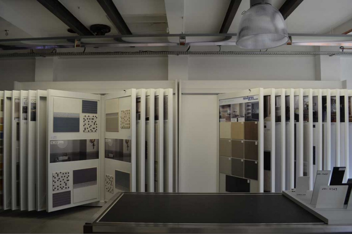 showroom carrelage paris magasin