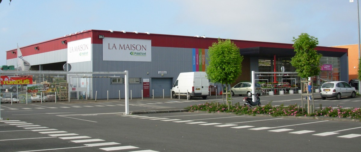 La Maison Point Vert Magasin De Jardinage Dcoration
