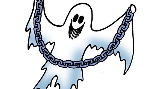 Spöken på E-paviljongen