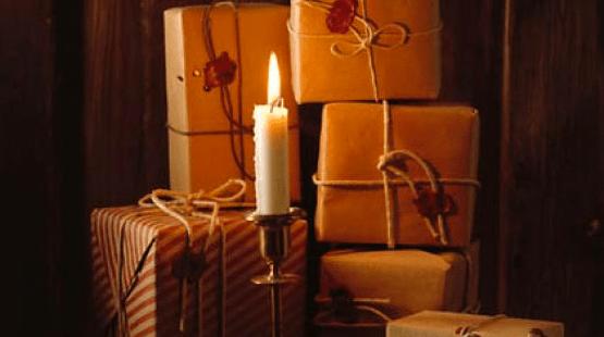 Para§rafs julklappar