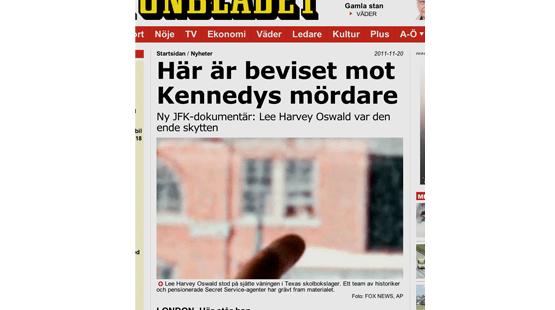 Kennedymordet del 12: Var fanns Oswald?