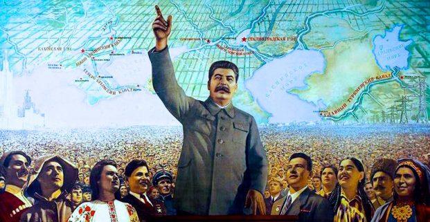 Stalins Sovjet och svenskt polisväsende