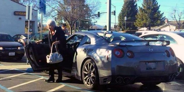 Äldre utgör inte problemet i trafiken