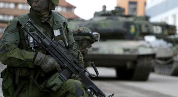 Kultur eller militärdiktatur – vilket Sverige vill vi ha?