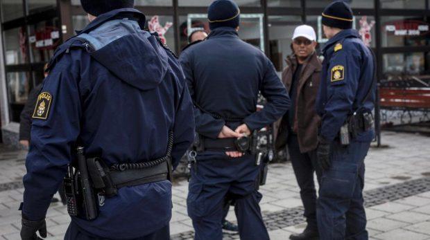 Använder polisen etnisk profilering?
