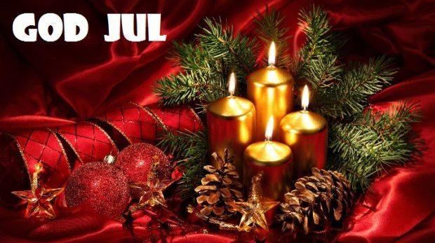 Magasinet Para§raf önskar alla våra läsare en God jul!