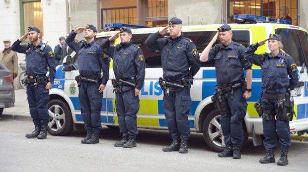 Vad är det polisen hinner med?