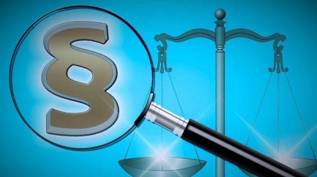 Om jurister och moral
