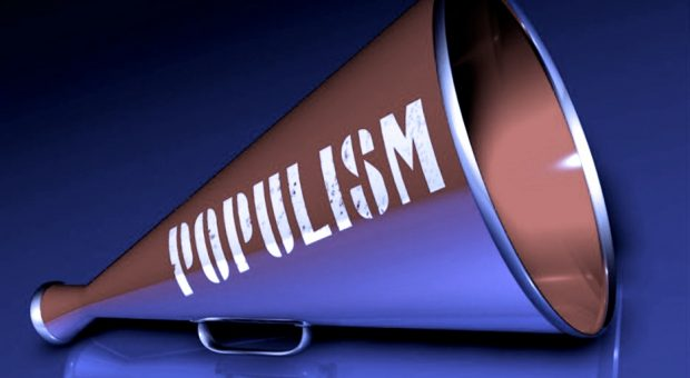 Definitionen av en populist