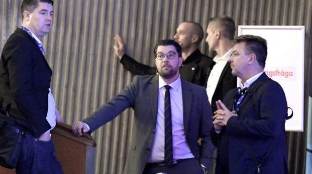 Gamla sossar, Sverigedemokraterna och Trump