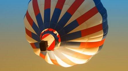 Ballongflygningen