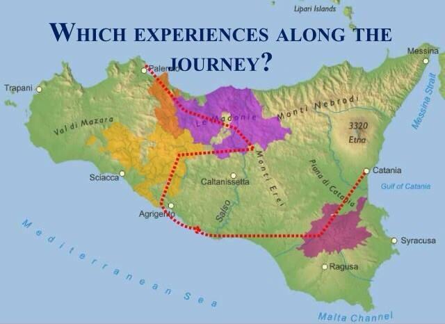 Turismo relazionale - Ori del mediterraneo
