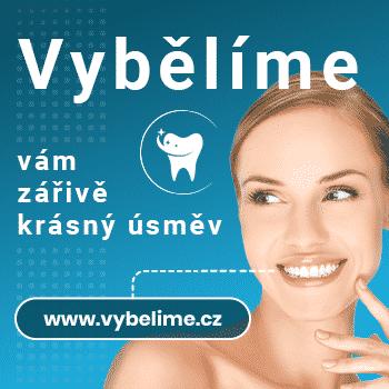 Bělení zubů, krásný úsměv