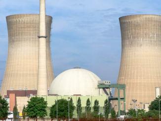 Atomkraftwerk Grafenrheinfeld (2013) @Foto: Avda