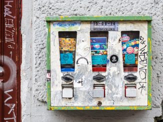 Späterer Müll oder Kaugummi mit Mehrwert? Eine Frage der Perspektive, wie Susanne in ihrem Gastbeitrag für Magazin für Restkultur darlegt. ©Foto: Sascha Kohlmann