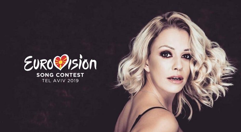 На евровизиската сцена Тамара ќе настапи со уште две прекрасни дами (ФОТО)