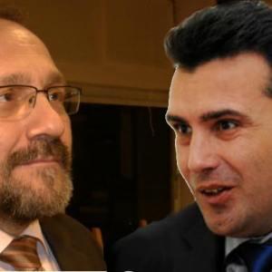 ГЕРОСКИ: Зоран Заев и Вице, не се идиоти или будали, но сега тие се понервозни и од Камчев