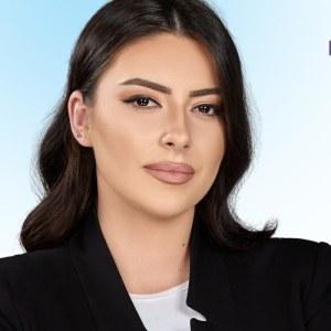 Студентката Артина Ќазими е најмладата пратеничка во македонското собрание!