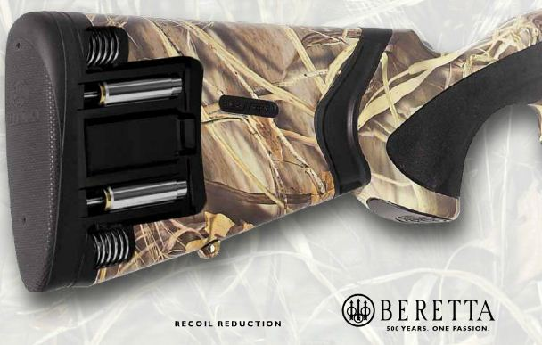 Beretta A400 Xtreme kick