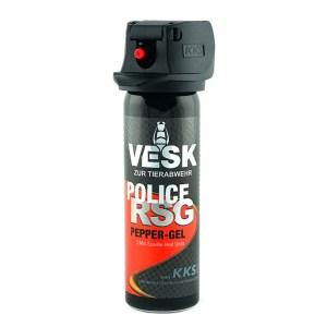 spray cu piper gel police rsg