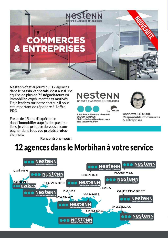 Nestenn Morbihan Magazine Immo
