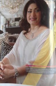 Chef d'entreprise Chantal Pembe