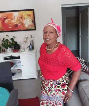 Mme Aviti  Muvia Henriette, épouse de l'homme d'affaires Dombasi Zikumvala