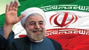 Bientôt à Paris, le président de la République d'Iran Rohani.
