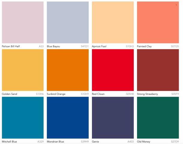Living-Coral-Color-Trends-2019-Dulux-Australia-Leech-Styling-Lisa-Cohen-Photography-Haforma-magazine