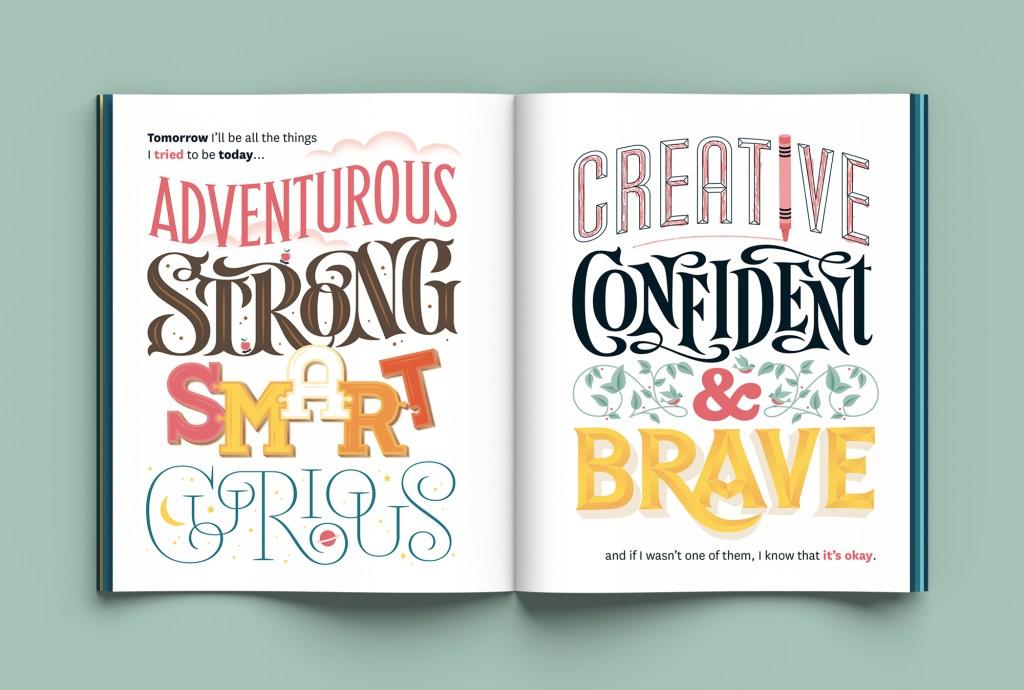 jessica hische illustrated book brave