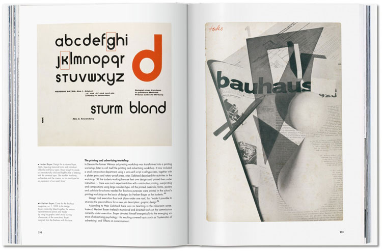 bauhaus archive book
