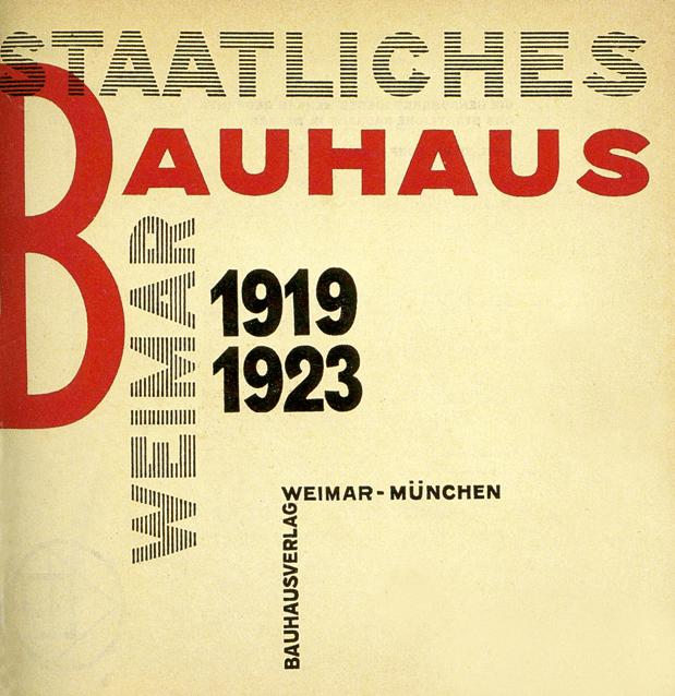 LazloMoholy-Nagy--TitlepageforStaatlichesBauhausWeimar1919-1923.