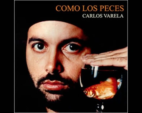 Portada: Como los peces (1994)