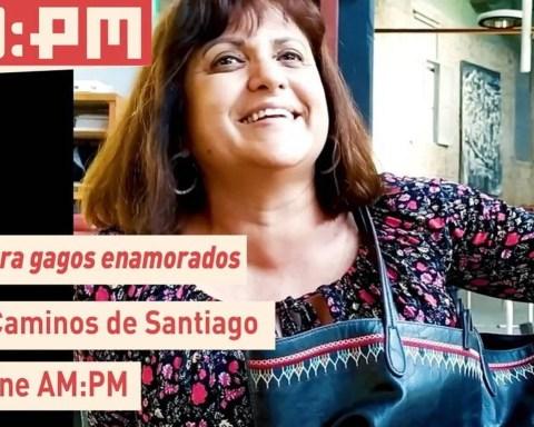 Odette Pantoja. Otros caminos de Santiago.