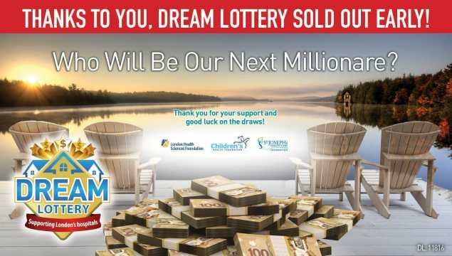 Dream lottery sorteo de verano 2020