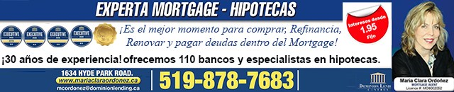 Mortgage Agent/Dominion Lending Centres/hipoteca